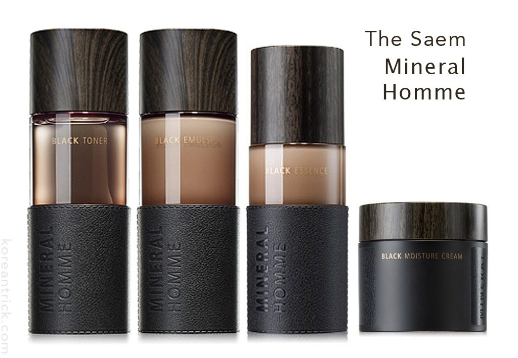 Mineral Homme for men