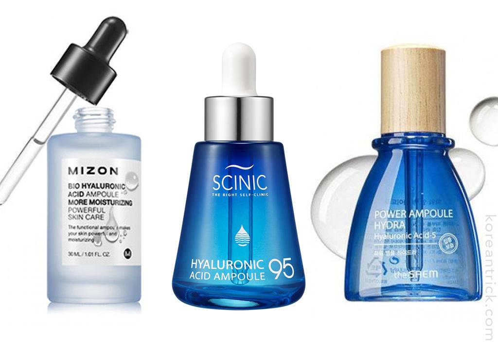 Hyaluronic acid in cosmetics
