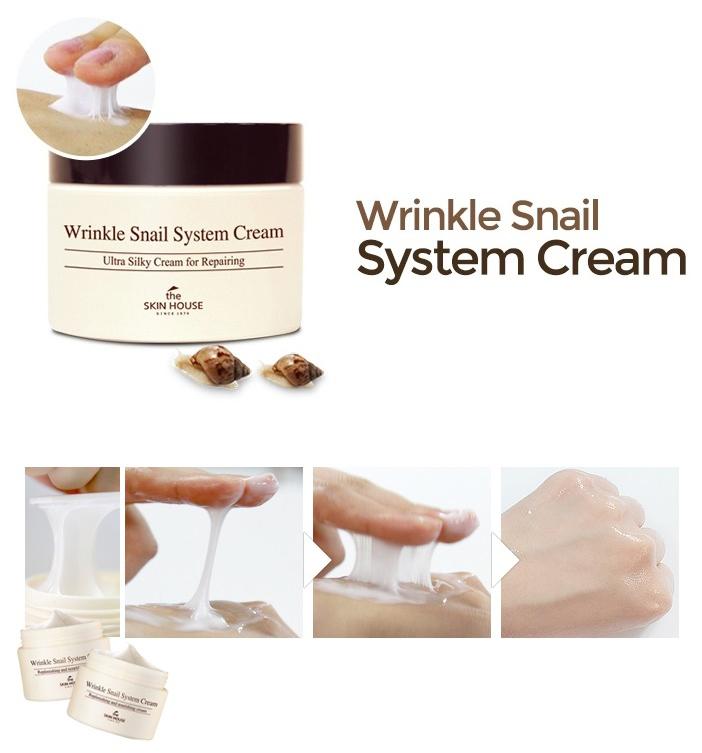 System Snail Cream