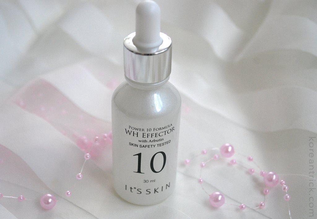 whitening arbutin serum