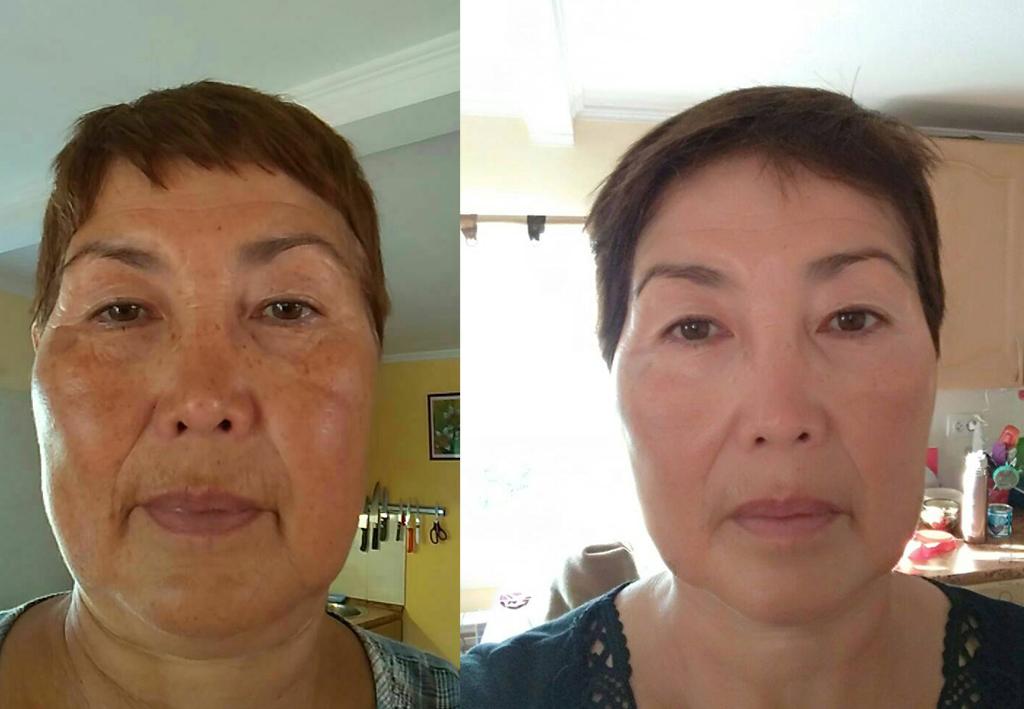 Korean Cosmetics After 60