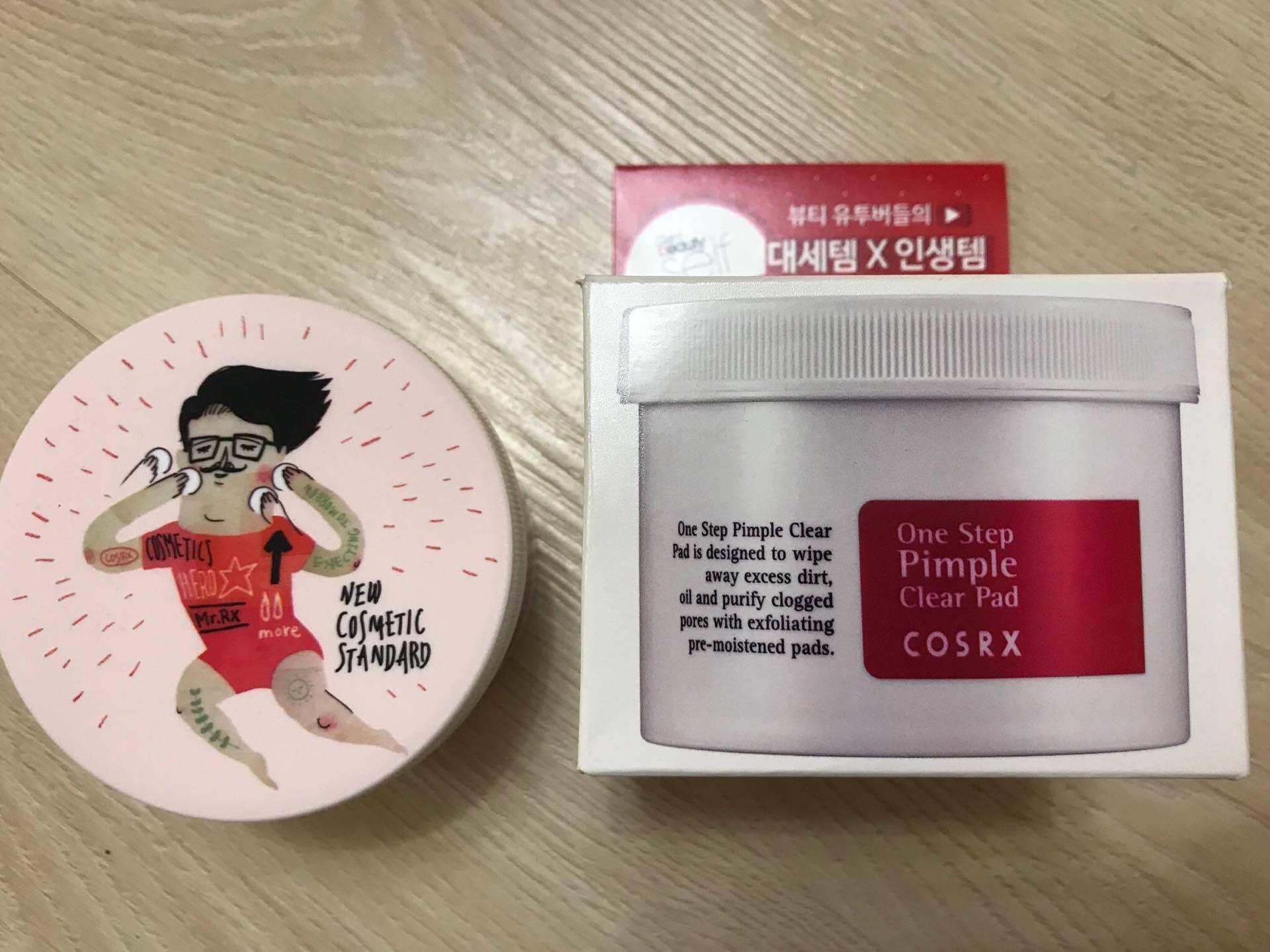 Salicylic Acid in Korean Cosmetic