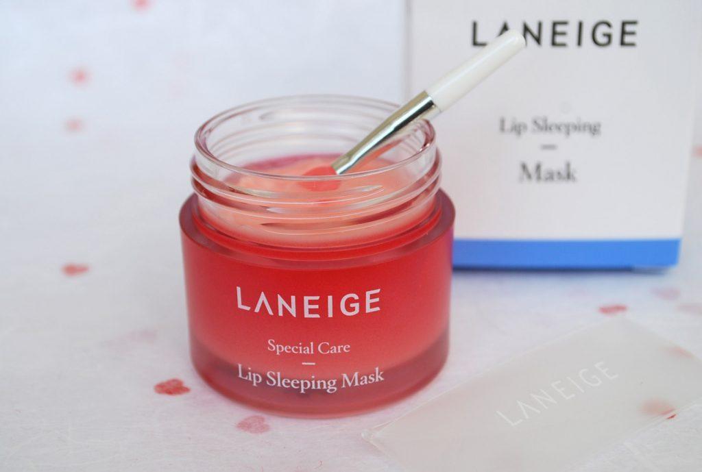 Laneige overnight mask