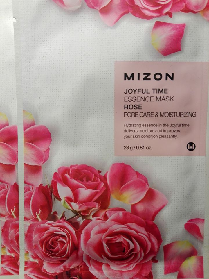 Essence Mask Rose