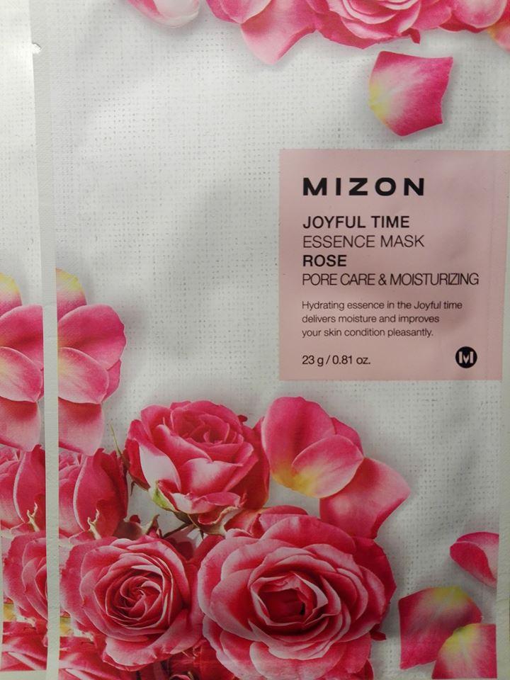 Essence Mask Rose
