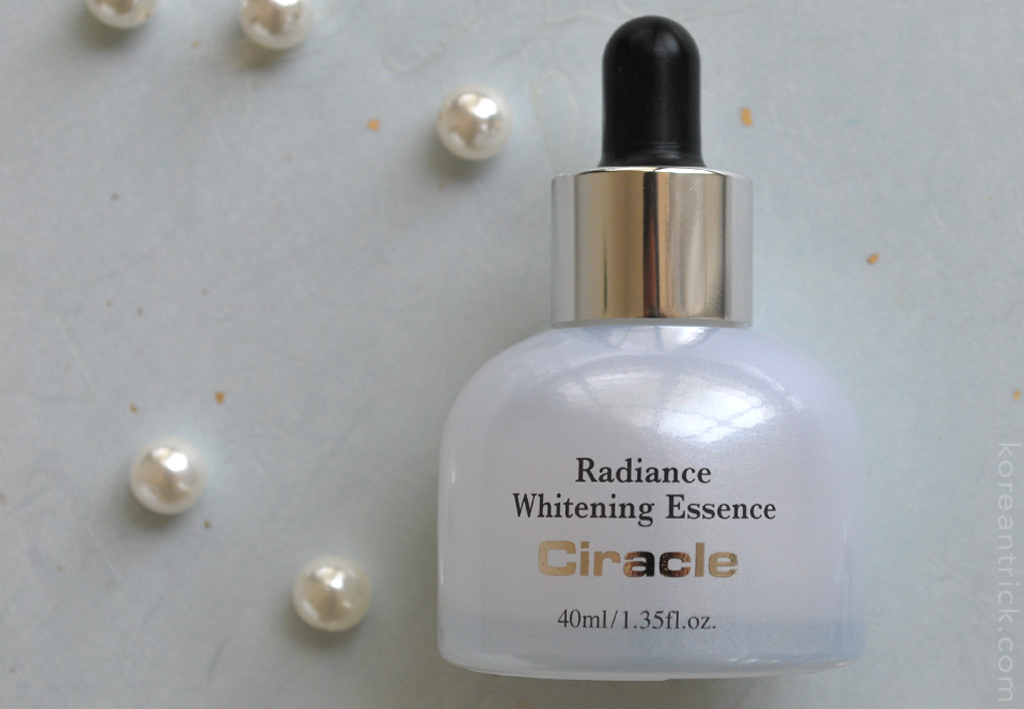 Ciracle Radiance Whitening Essence Review