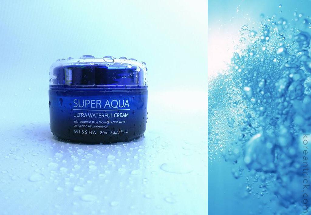 Missha Super Aqua Ultra Waterful Cream Review