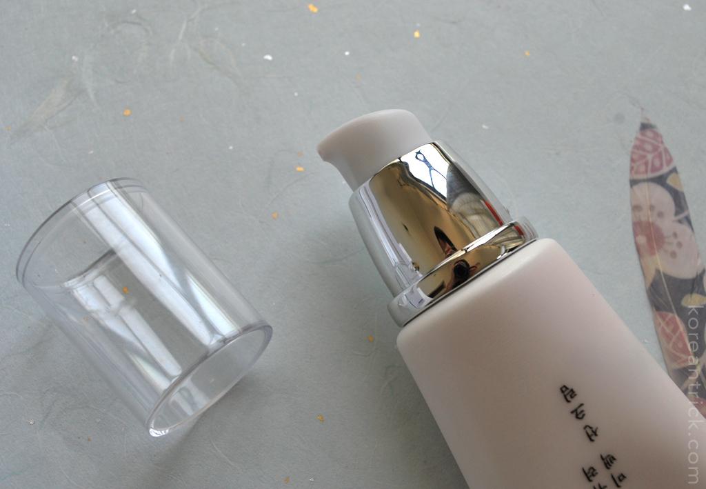 Missha Misa Yoryeo Whitening Sun Cream SPF50+ Review