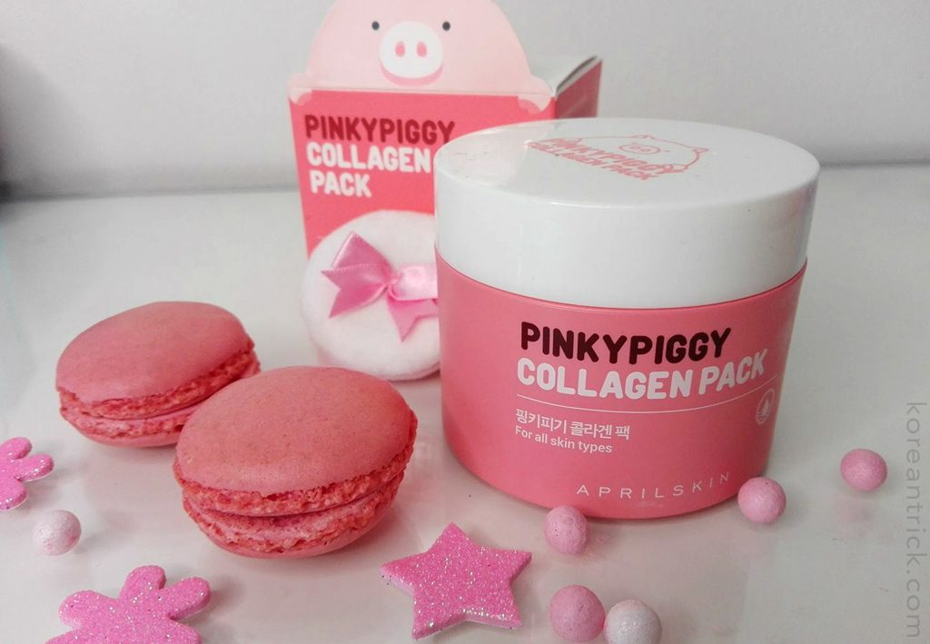 Pink Piggy Collagen Pack April Skin