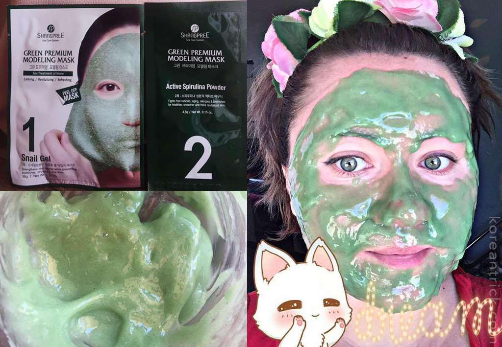 SHANGPREE Premium Modeling Mask Review