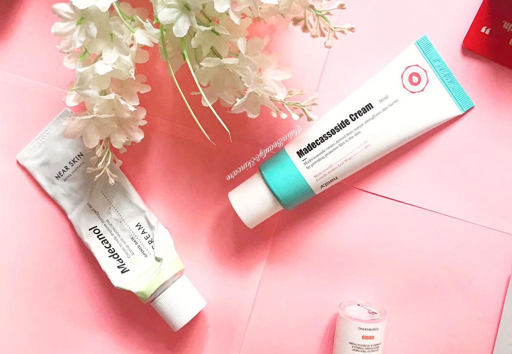 Korean creams for sensitive skin