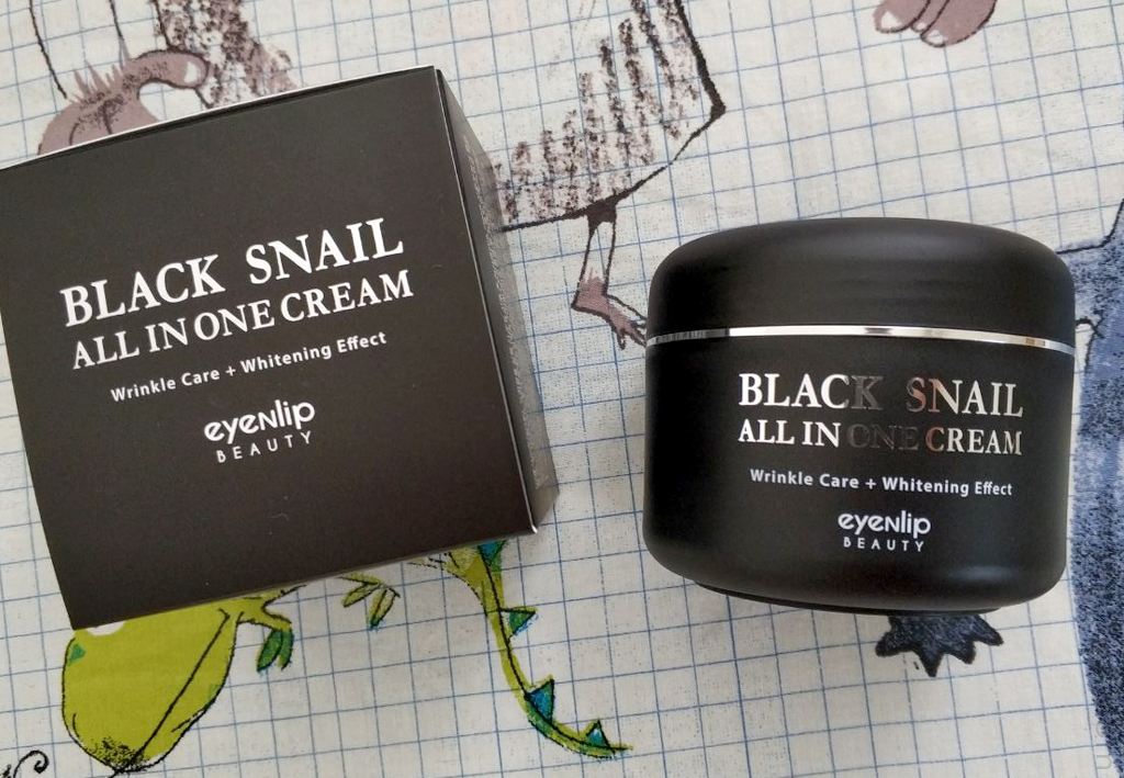 Eyenlip Black Snail All in One cream review